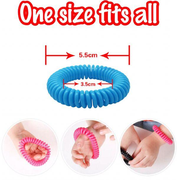 Image of one size fits all - Mosquito Repellent Bracelet Band sold by Bellview Goods